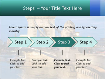 The Chain Bridge PowerPoint Template - Slide 4