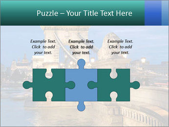 The Chain Bridge PowerPoint Template - Slide 42