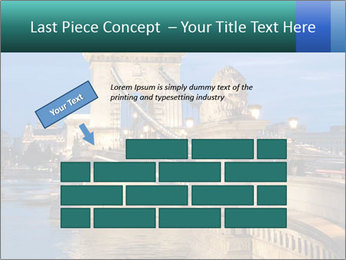 The Chain Bridge PowerPoint Template - Slide 46