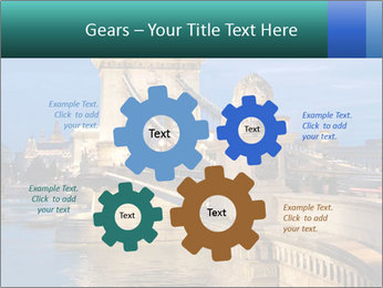 The Chain Bridge PowerPoint Template - Slide 47