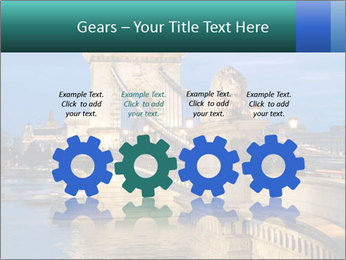 The Chain Bridge PowerPoint Template - Slide 48