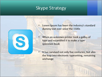 The Chain Bridge PowerPoint Template - Slide 8