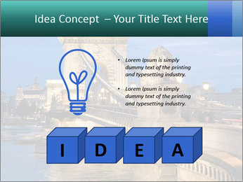 The Chain Bridge PowerPoint Template - Slide 80
