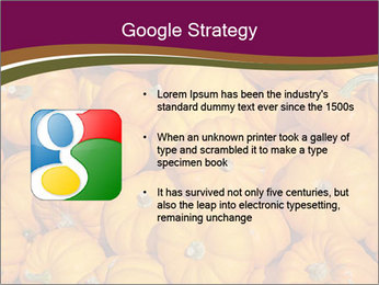 Colorful pumpkins PowerPoint Templates - Slide 10