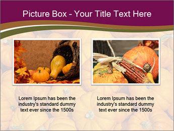 Colorful pumpkins PowerPoint Templates - Slide 18