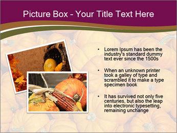 Colorful pumpkins PowerPoint Templates - Slide 20