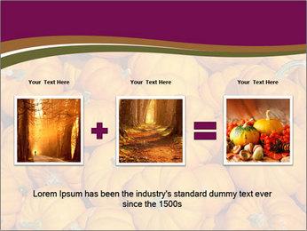 Colorful pumpkins PowerPoint Templates - Slide 22
