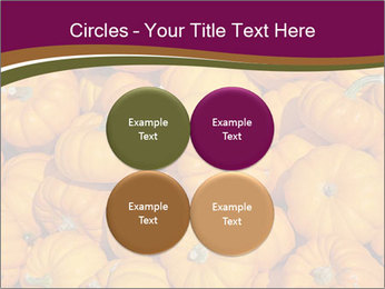 Colorful pumpkins PowerPoint Templates - Slide 38