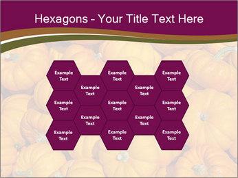 Colorful pumpkins PowerPoint Templates - Slide 44