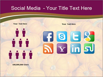 Colorful pumpkins PowerPoint Templates - Slide 5