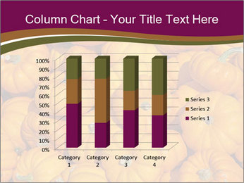 Colorful pumpkins PowerPoint Templates - Slide 50