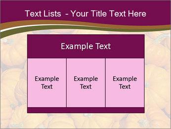 Colorful pumpkins PowerPoint Templates - Slide 59