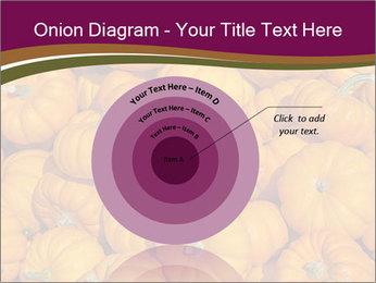 Colorful pumpkins PowerPoint Templates - Slide 61