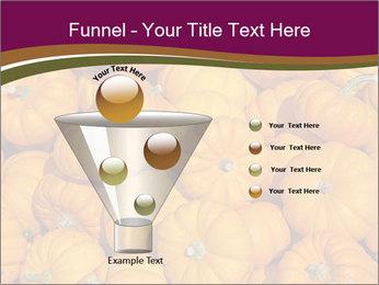 Colorful pumpkins PowerPoint Templates - Slide 63