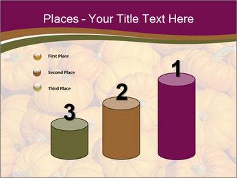 Colorful pumpkins PowerPoint Templates - Slide 65