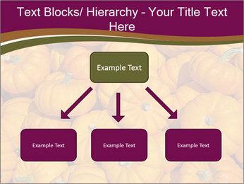 Colorful pumpkins PowerPoint Templates - Slide 69