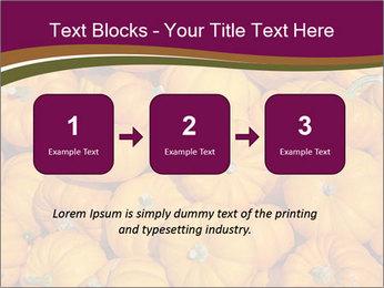 Colorful pumpkins PowerPoint Templates - Slide 71