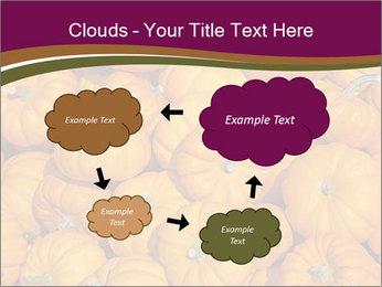 Colorful pumpkins PowerPoint Templates - Slide 72