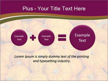 Colorful pumpkins PowerPoint Templates - Slide 75