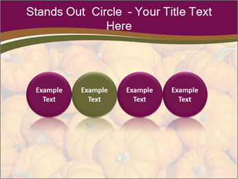 Colorful pumpkins PowerPoint Templates - Slide 76