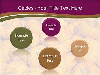 Colorful pumpkins PowerPoint Templates - Slide 77