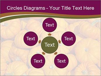 Colorful pumpkins PowerPoint Templates - Slide 78