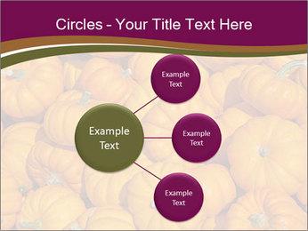 Colorful pumpkins PowerPoint Templates - Slide 79