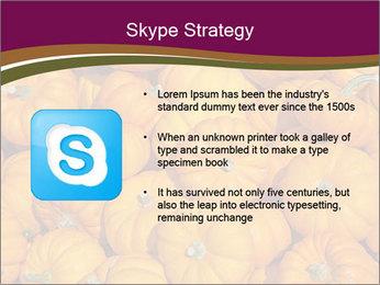 Colorful pumpkins PowerPoint Templates - Slide 8
