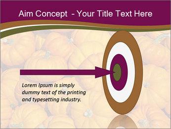 Colorful pumpkins PowerPoint Templates - Slide 83
