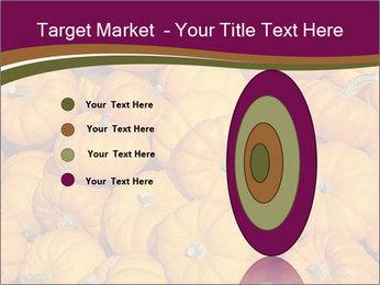 Colorful pumpkins PowerPoint Templates - Slide 84