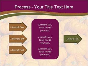 Colorful pumpkins PowerPoint Templates - Slide 85