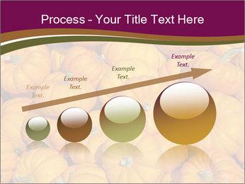 Colorful pumpkins PowerPoint Templates - Slide 87