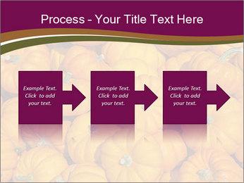 Colorful pumpkins PowerPoint Templates - Slide 88