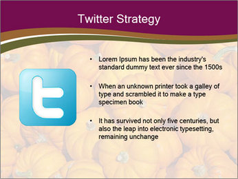 Colorful pumpkins PowerPoint Templates - Slide 9