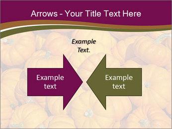 Colorful pumpkins PowerPoint Templates - Slide 90