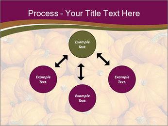 Colorful pumpkins PowerPoint Templates - Slide 91