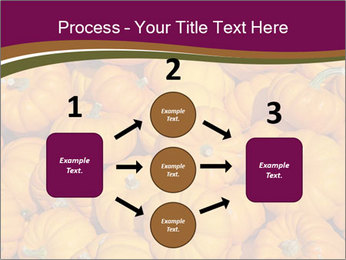 Colorful pumpkins PowerPoint Templates - Slide 92