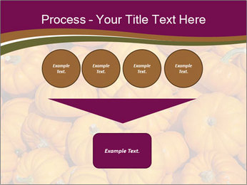 Colorful pumpkins PowerPoint Templates - Slide 93