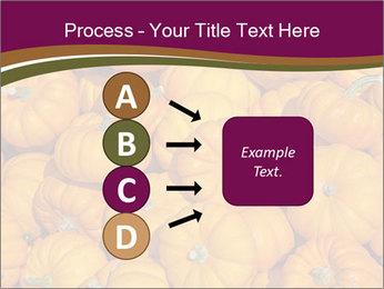 Colorful pumpkins PowerPoint Templates - Slide 94