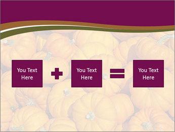 Colorful pumpkins PowerPoint Templates - Slide 95