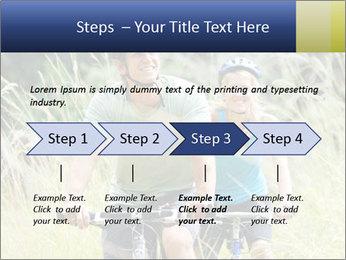 Happy couple PowerPoint Templates - Slide 4