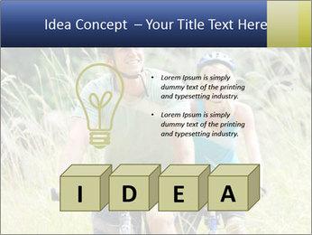 Happy couple PowerPoint Templates - Slide 80