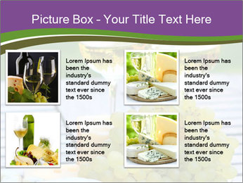 Various sorts of cheese PowerPoint Template - Slide 14