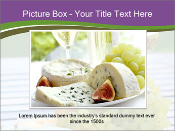 Various sorts of cheese PowerPoint Template - Slide 15