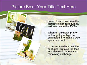 Various sorts of cheese PowerPoint Template - Slide 17