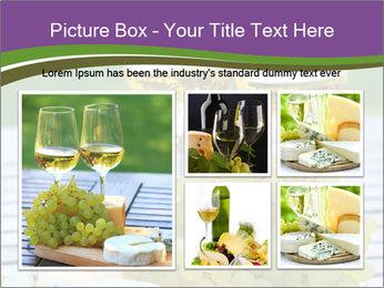 Various sorts of cheese PowerPoint Template - Slide 19