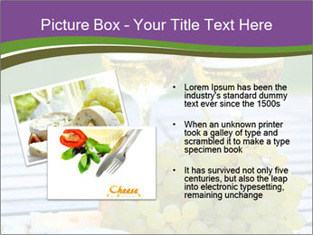 Various sorts of cheese PowerPoint Template - Slide 20