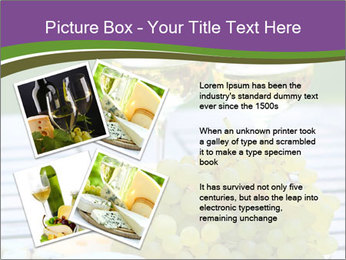 Various sorts of cheese PowerPoint Template - Slide 23