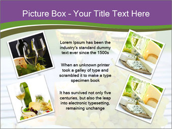 Various sorts of cheese PowerPoint Template - Slide 24