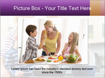 Mam Cooking With Son PowerPoint Template - Slide 16